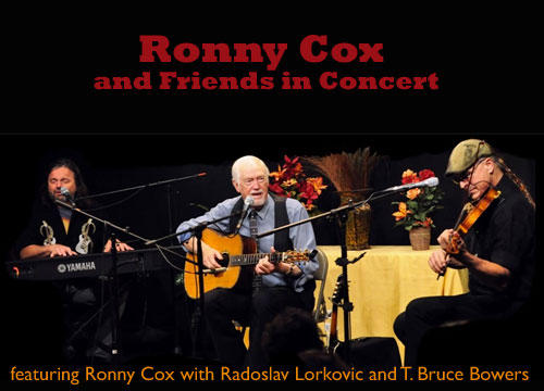 Ronny Cox and Friends
