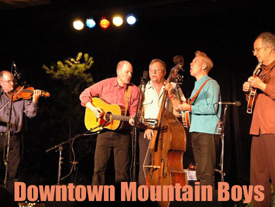 Downtown Mountain Boys