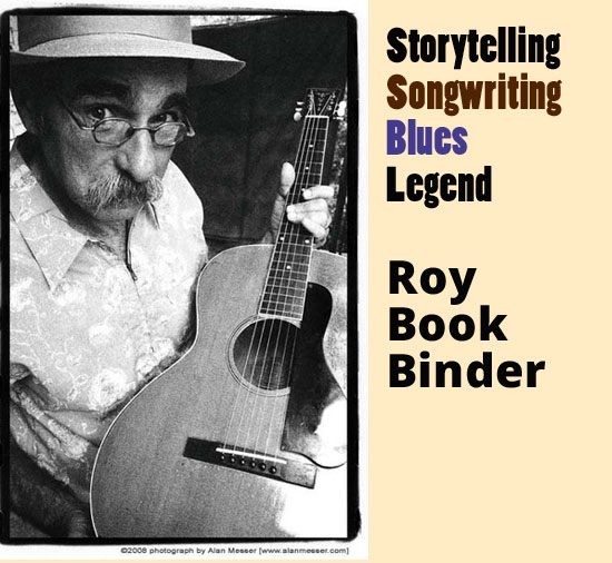 Roy Book Binder